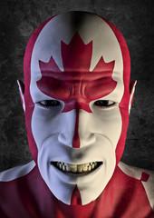 Big fan Canada