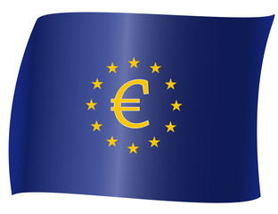EU Banner Euro