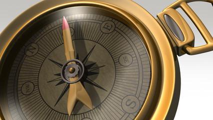 Gold Compass 2