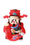 God of Prosperity Figure poster