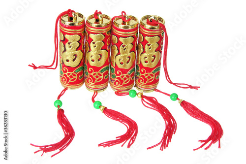 Chinese New Year Firecrackers