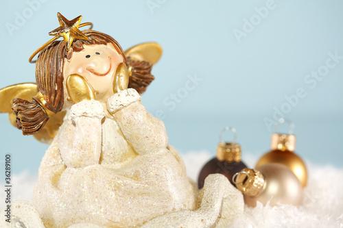 Weihnachtsengel ©yvonneweis