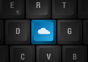 Clavier cloud