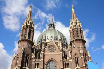 Vienna church - Maria vom Siege