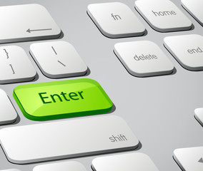 Keyboard - Enter