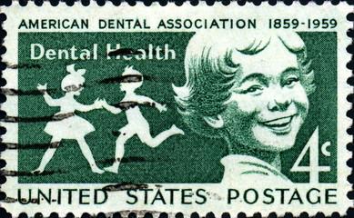 American Dental Association. US Postage.