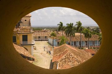 View of Trinidad Trinidad, Cuba