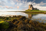 Fototapety Dunguaire castle at sunset, Co. Galway, Ireland
