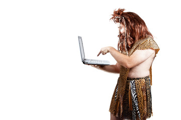 Caveman with a laptop (7).