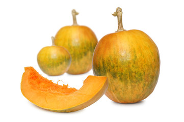 pumpkin fruits