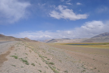 the pamir in tajikistan