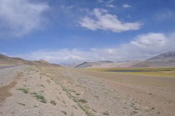 the pamir in tajikistan