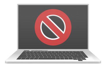 Computer - warning