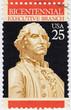 bicentennial postage stamp