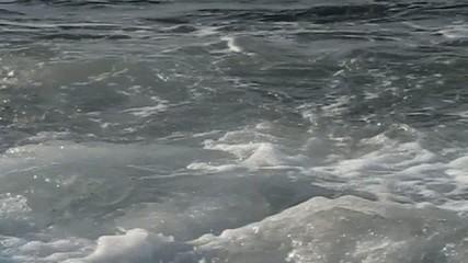 Beach, surf, background.