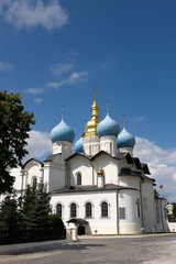 the Cathedral of the Annunciation in Kazan