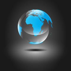 Glossy Translucent Earth