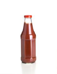 Ketchupflasche Freisteller