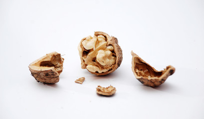 walnuts, shell