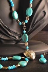 Celtic Turquoise Set