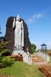 The standing Buddha statue, Sri Lanka