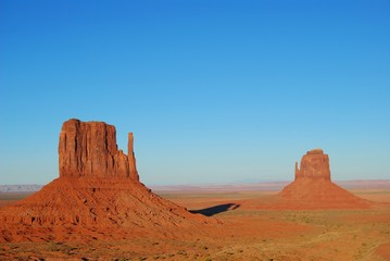 monument valley - mitten