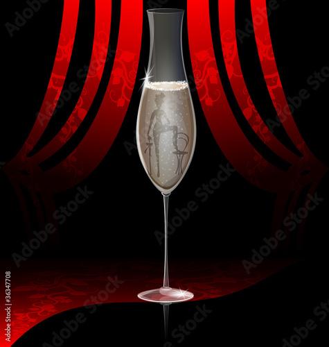 cabaret champagne