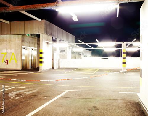 Parking garage - 36348181