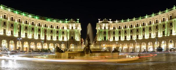 Piazza della Repubblica (Piazza Esedra) Roma