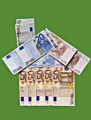 Währung - Euro - Geld