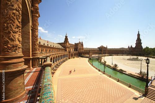 Plaza de Espana-
