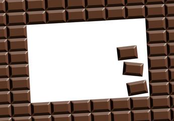 schokoladerahmen