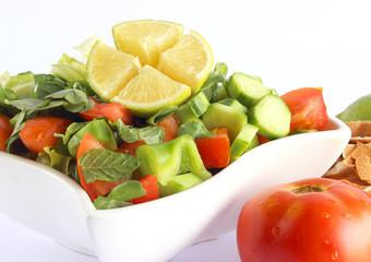 Fattoush - Lebanese Salad