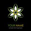 Logo edelweiss # Vector