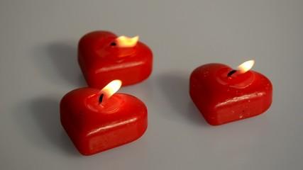 Kerzen Isoliert