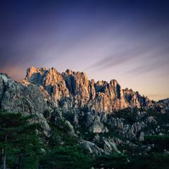 Aiguilles de Bavella, Corse