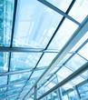 contemporary glass roof