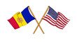 American and Andorran alliance and friendship