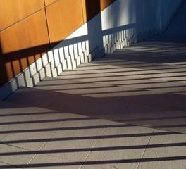 Treppen mit Schatten II