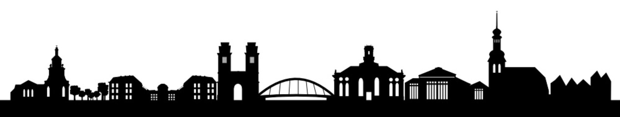 Saarbrücker Skyline