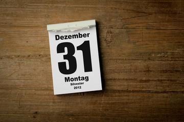 31 Dezember 2012