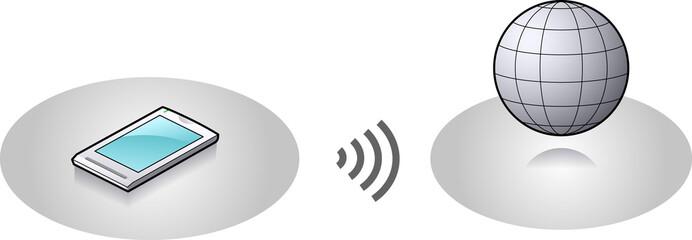 モバイル接続