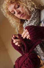 yarn action