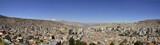 City of La Paz Bolivia from Killi Killi Viewpoint poster