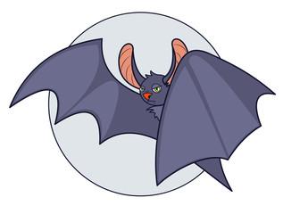 Pipistrellino Halloween