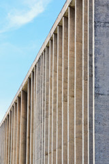 Justice Palace of Brasil