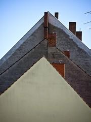 Dreieckgiebel