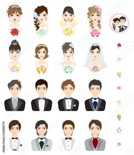 Wedding-Man&Woman
