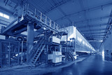 paper enterprises production poster