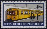 POST STAMP GERMANY_1